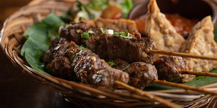 Satay Rembiga from Taliwang Restaurant in Bugis, Singapore
