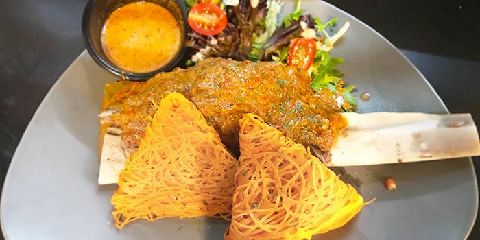 Roti Kirai Beef Ribs from The Malayan Council (Dunlop) in Jalan Besar, Singapore