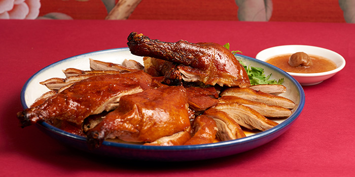 Roast Irish Duck from TungLok Heen at Hotel Michael in Sentosa, Singapore