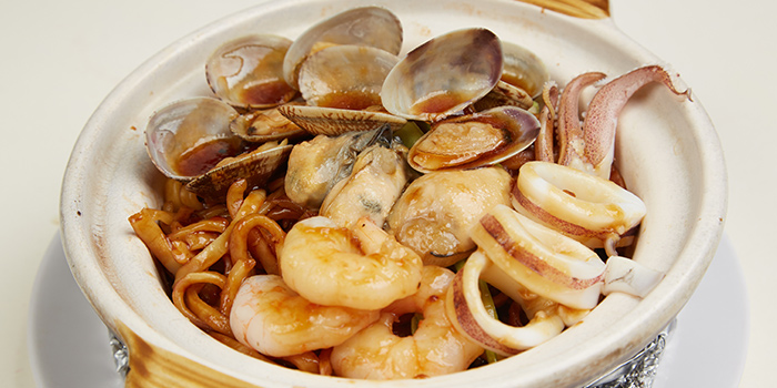 Oyster Hokkien Mee from Ubin Kitchen in East Coast, Singapore