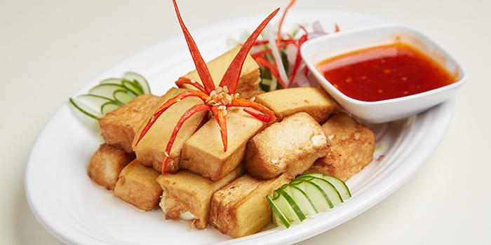 Thai Style Beancurd from Ubin Kitchen in East Coast, Singapore