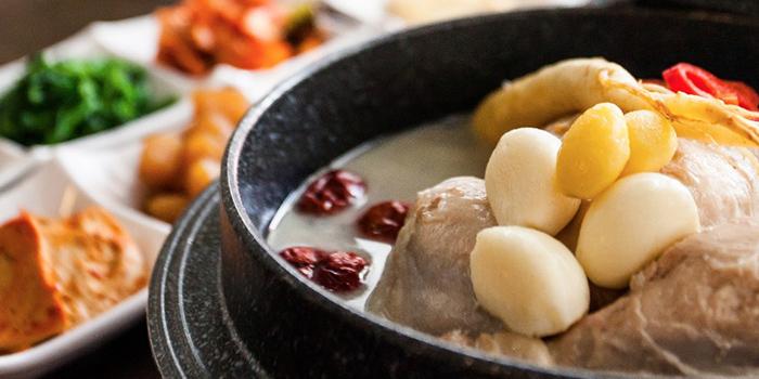 Soup from Woorinara Korean Restaurant in Bukit Timah, Singapore