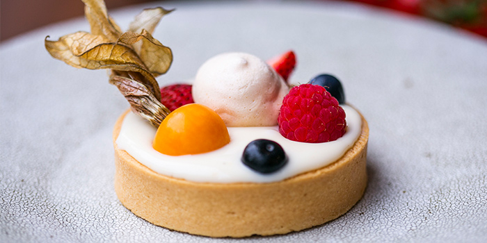 Lemon Cream Tart from goo ITALIANO in Clarke Quay, Singapore