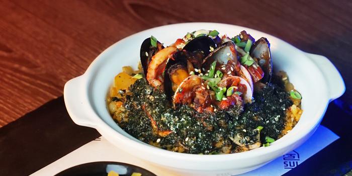 Seafood Dishes from SulBkk at The Third Place Building 2FL Soi Thong Lo 10 Khlong Tan Nuea, Watthana Bangkok