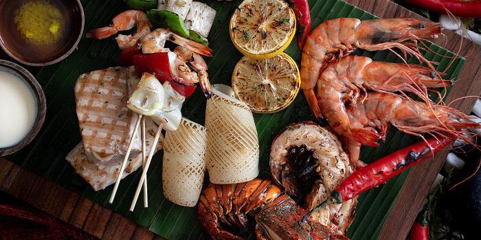 Big Fish Bar and Grill (The Stones – Legian, Bali)
