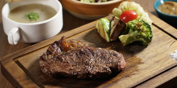 Set Lunch, Asado - Argentinian Steakhouse, Central, Hong Kong