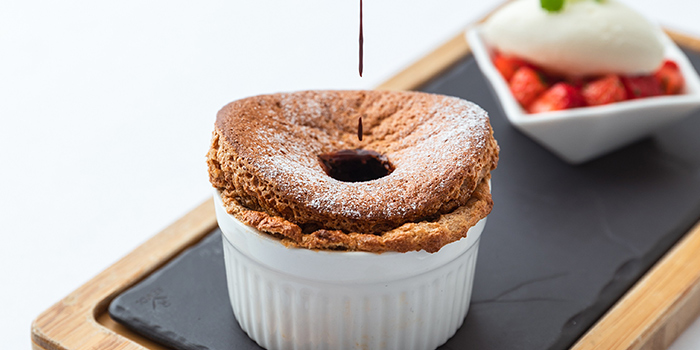 Souffle from Tablescape Restaurant & Bar at Grand Park City Hall in City Hall, Singapore