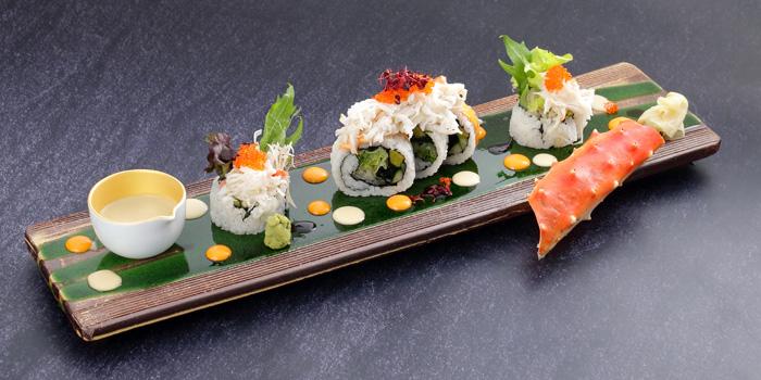 Special Dishes from Kamui Hokkaido Dining at ICONSIAM 299 Fl.4 Charoen Nakhon Rd Khlong Ton Sai, Khlong San Bangkok