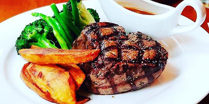 Steak, BRESOLA, Kennedy Town, Hong Kong