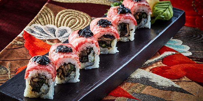 Sushi Roll, Kyoto Joe, Central, Hong Kong