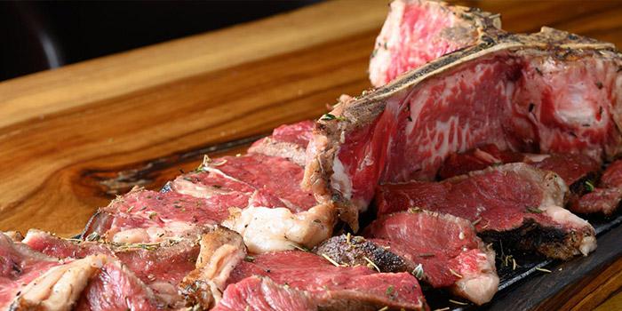 T-Bone-Beef, The Italian Club Wine Bar, Steak House & Pizza Gourmet, SOHO, Hong Kong