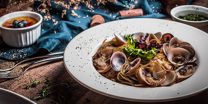 Vongole Spaghetti from Chapter 55 in Tiong Bahru, Singapore