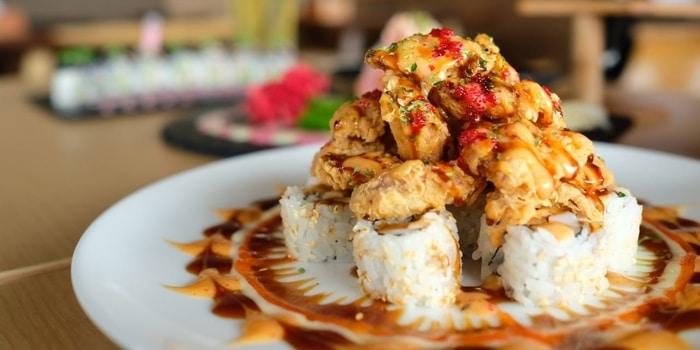 Dish 2 at Sushi Phe