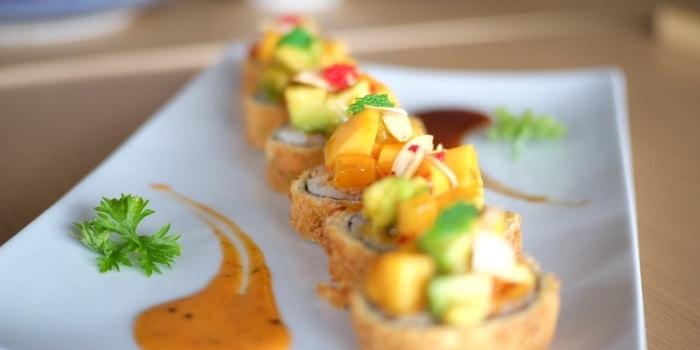 Dish 5 at Sushi Phe