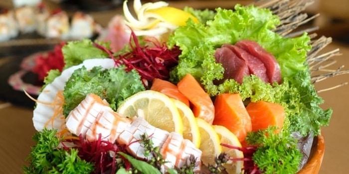 Dish 3 at Sushi Phe