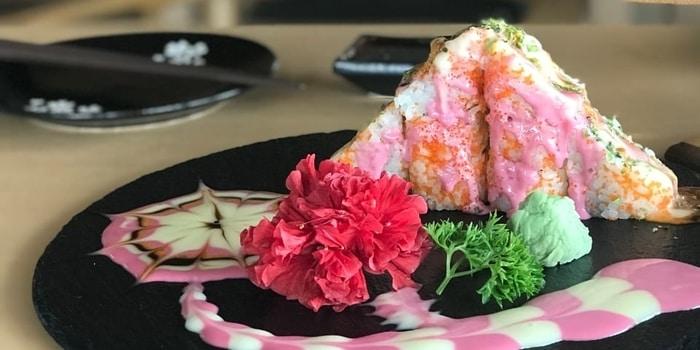 Dish 4 at Sushi Phe