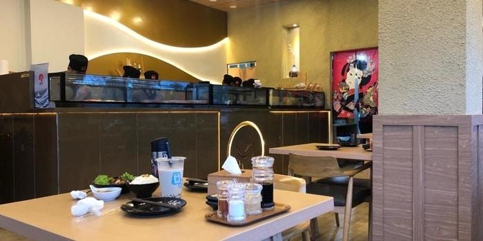Ambience 2 at Sushi Phe