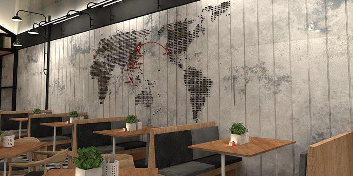 Interior 2 at School Food Bloomingmari, Pacific Place