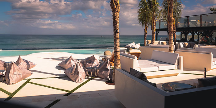 Venue from El Kabron Spanish Restaurant & Cliff Club in Jimbaran, Bali