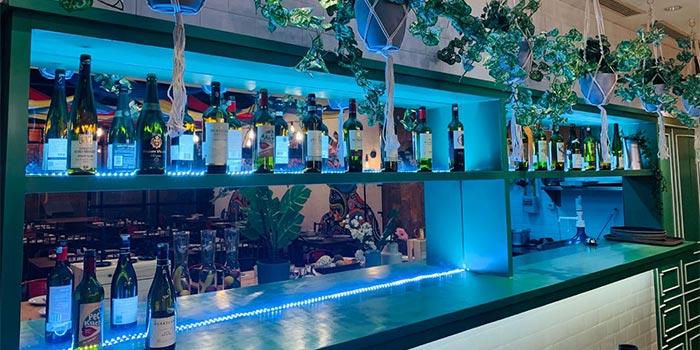 Ambience 2 at Little India Restaurant (Citywalk Sudirman)