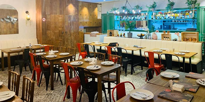 Ambience 3 at Little India Restaurant (Citywalk Sudirman)