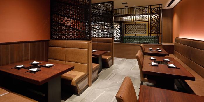 Ambience of Kissyan Sukiyaki Shabu Shabu at ICONSIAM, 4R4 Rose Dining 4th floor, 299 Charoen Nakhon Rd Khlong Ton Sai, Khlong San Bangkok