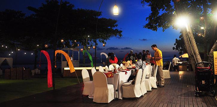 BBQ from Sunset On Seminyak, Bali