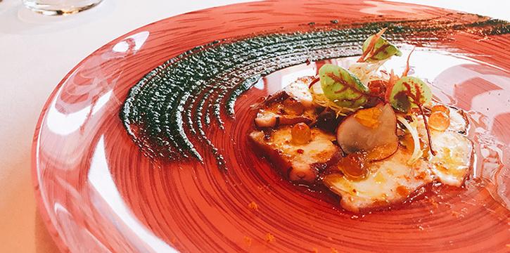 Pork with Sauce, Les Saveurs Private Kitchen, Wan Chai, Hong Kong