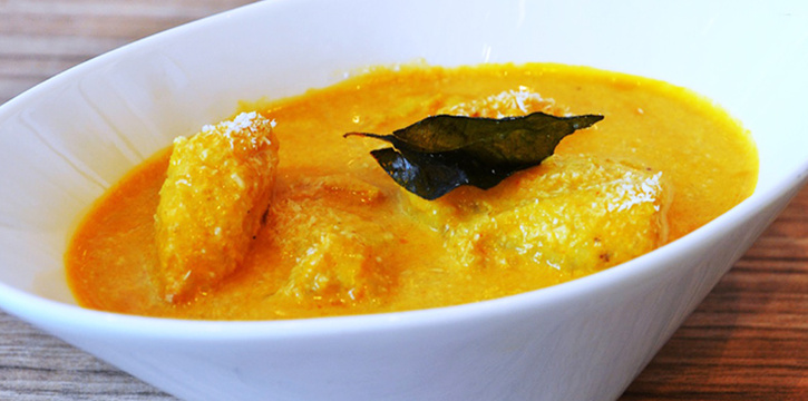 Yellow Daal from Anglo Indian Cafe & Bar (Shenton Way) in Marina Bay, Singapore