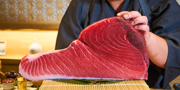 Fresh Tuna from Hon by Meruto @ Bnagna 30/89 , Bang Kaew Bang Plee, Bang Phli Samut Prakan