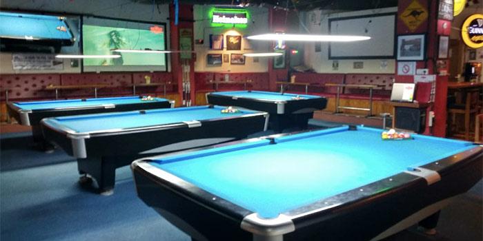 Ambience 3 at Masters Sports Bar