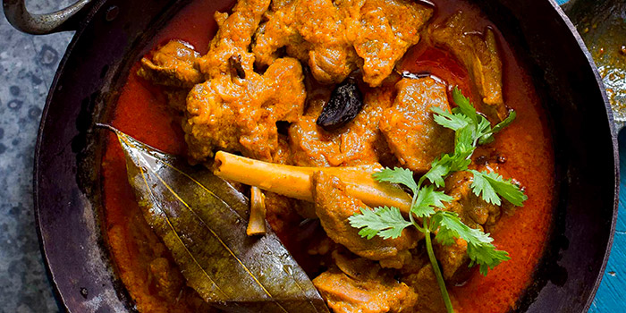 Mutton Curry from Indian Curry House (Siglap) in East Coast, Singapore