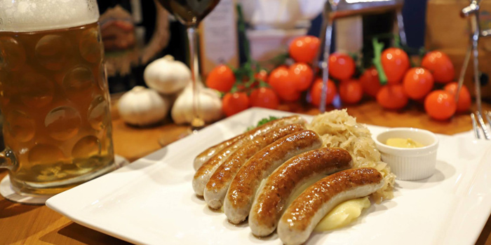 Nuremberg Sausages from Alexander