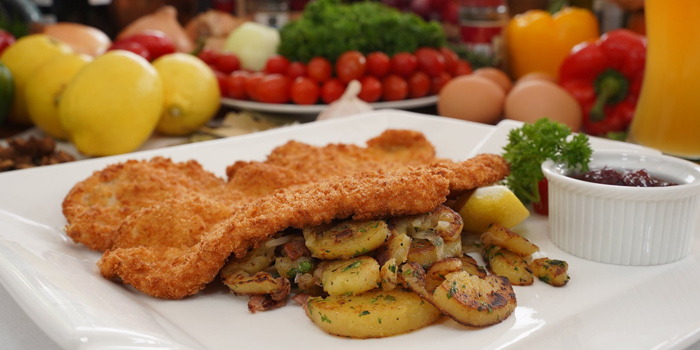 Pork Escalope from Alexander
