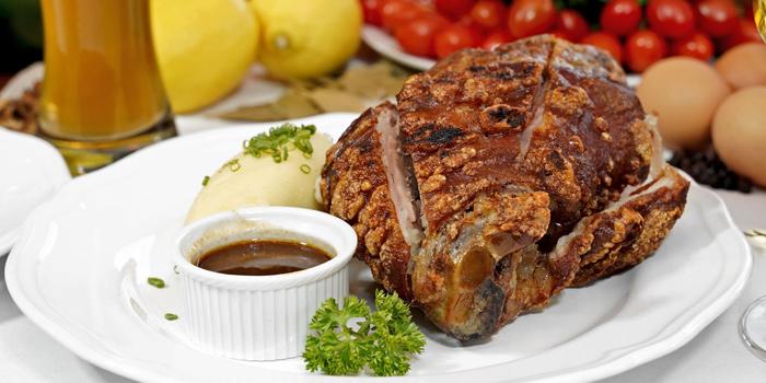 Pork Knuckle from Alexander