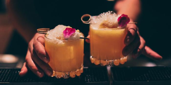 Signature Cocktail from Ivy 47 at 28 Soi Sukhumvit 47 Klongtan-Nua, Wattana Bangkok