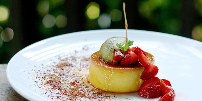 Dessert at Cafe De