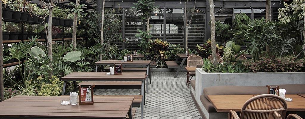 Toepak Bar & Dine, SCBD