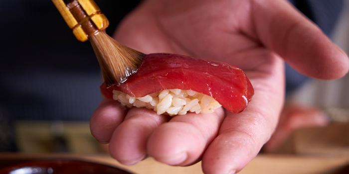 Tuna Sushi from Hon by Meruto @ Bnagna 30/89 , Bang Kaew Bang Plee, Bang Phli Samut Prakan