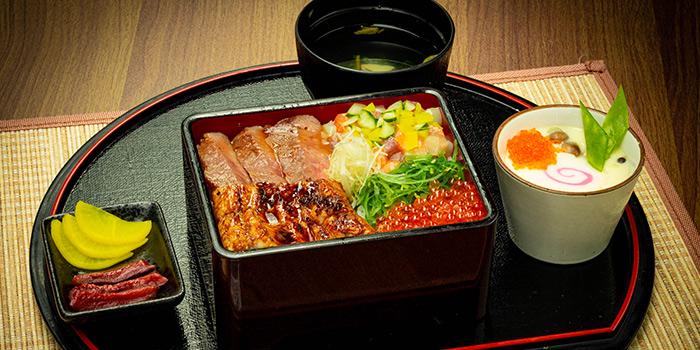 Unagiya Ichinoji Dining (Suntec City)