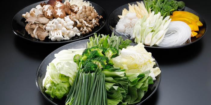 Shabu Shabu Set from Kissyan Sukiyaki Shabu Shabu at ICONSIAM, 4R4 Rose Dining 4th floor, 299 Charoen Nakhon Rd Khlong Ton Sai, Khlong San Bangkok