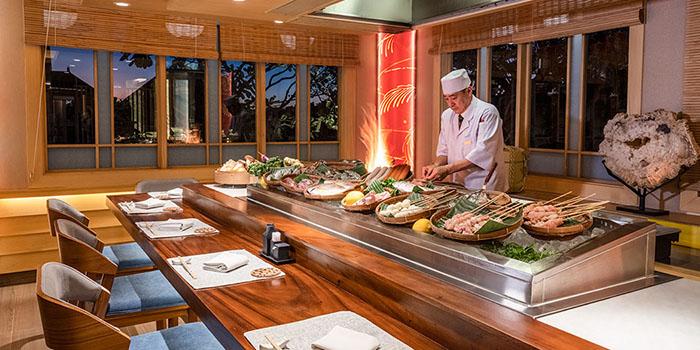 Vibe from Nagisa Japanese Restaurant, Nusa Dua, Bali