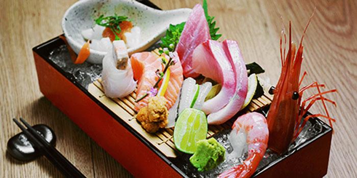 Dish 1 at Asuka (JW Marriott)