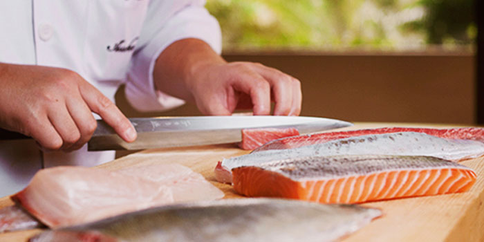 Dish 2 at Asuka (JW Marriott)