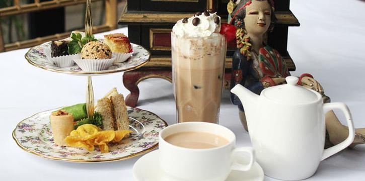Afternoon Tea at Plataran Dharmawangsa