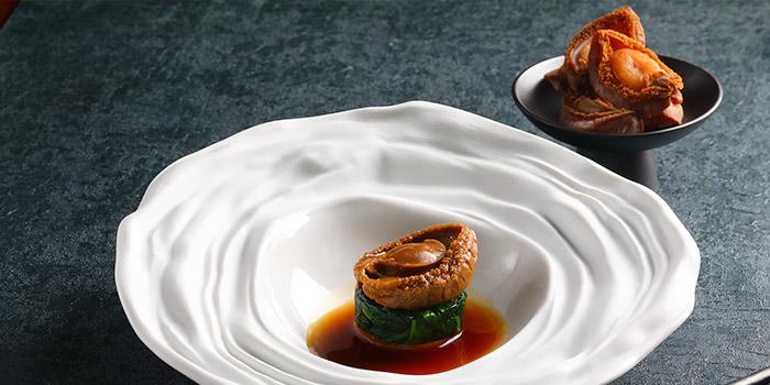 Abalone with Vegetable, Hung Tong, Hung Hom, Hong Kong