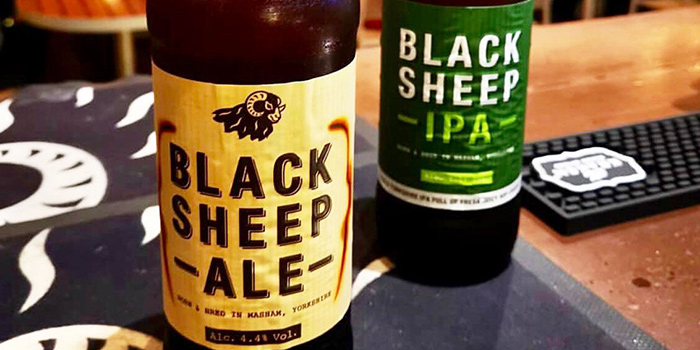 Ale and IPA from Bar Bar Black Sheep (Cluny Court) in Bukit Timah, Singapore