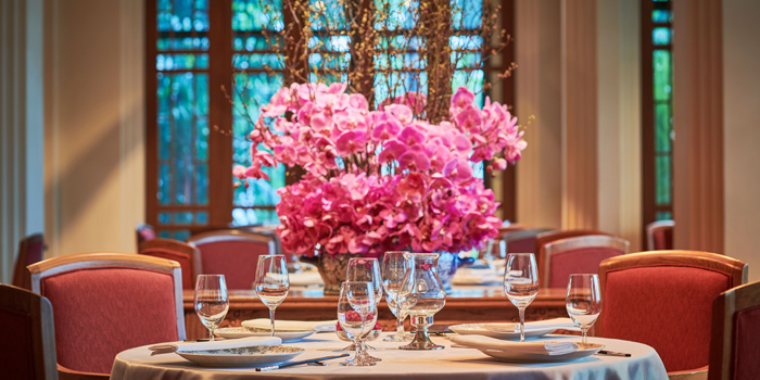 Ambience of Mei Jiang at The Peninsula Bangkok