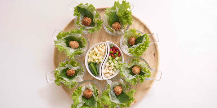 Appetizer Dishes from Le Dalat EmQuartier at EmQuartier 7/F Helix Building 693 Sukhumvit Road, Wattana Bangkok