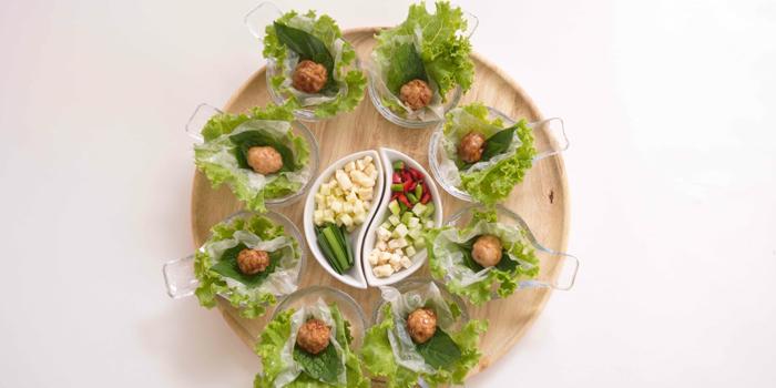 Appetizer Dishes from Le Dalat EmQuartier at EmQuartier 7/F Helix Building 693 Sukhumvit Road, Wattana Bangkok